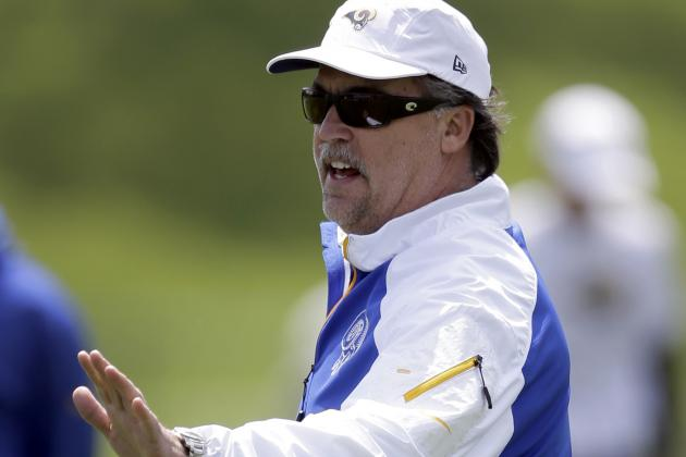 Fisher Excited About Rams' Roster Competition