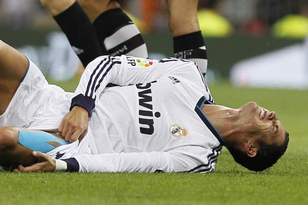 Why Cristiano Ronaldo's Fitness Is Portugal's Biggest World Cup Headache
