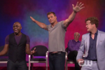 Gronk Dances, Tells Jokes on 'Whose Line'