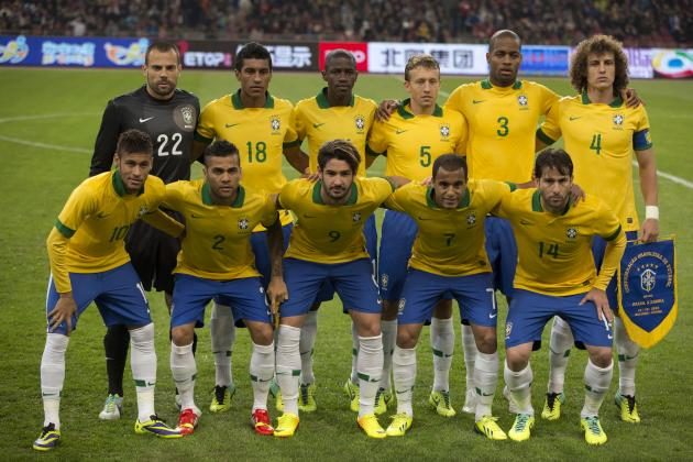 Brazil vs. Serbia: Date, Time, Live Stream, TV Info and Preview