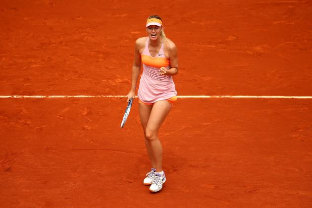 Maria Sharapova vs. Garbine Muguruza: Score and Recap from 2014 French Open