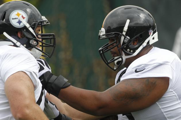 Foster: Steelers' O-Line Has to Prove Worth