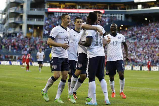 World Cup 2014 Odds: US Long Shot to Advance in Group of Death