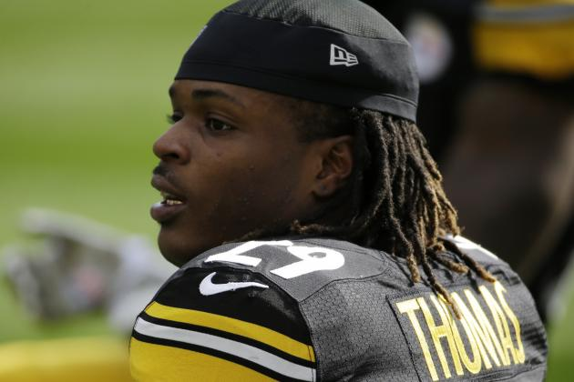 Steelers S Shamarko Thomas Will Continue to Develop