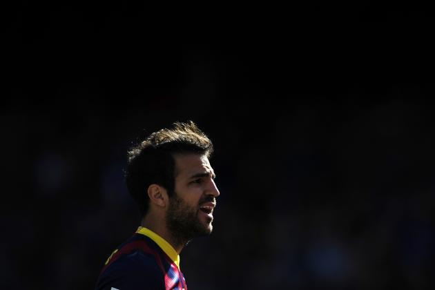 Arsenal Transfer News: Gunners Should Stay out of Cesc Fabregas Sweepstakes