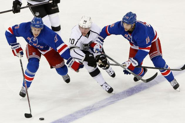 Rangers vs. Kings: Schedule, TV Info and Odds for 2014 Stanley Cup Final