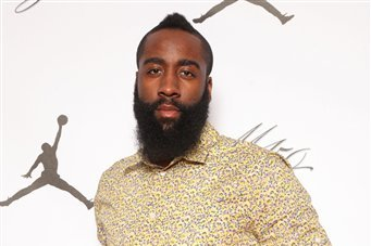 Remembering James Harden's Fashion Highlights from 2013-14 Season