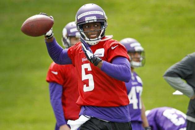 Vikings Provide Teddy Bridgewater a Successful Situation for a Rookie QB