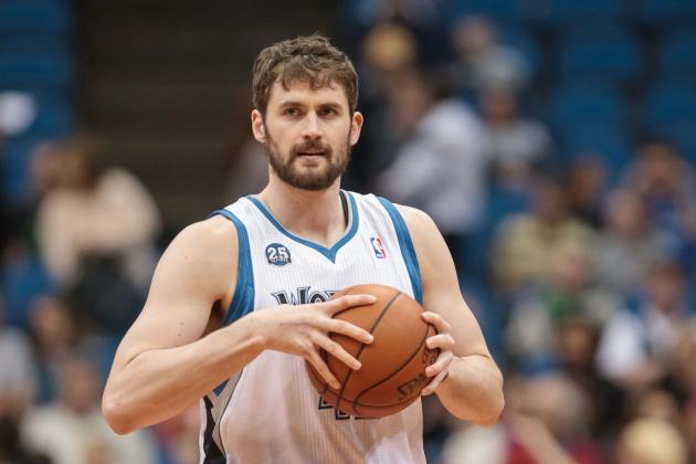 How Boston Celtics Could Land Kevin Love in a Trade Before the 2014 NBA Draft