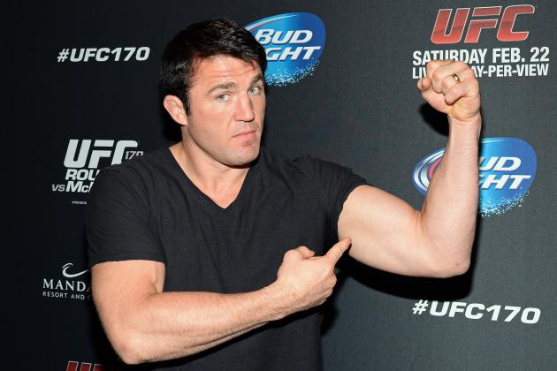 Dana White Says Chael Sonnen Could One Day Take His Place