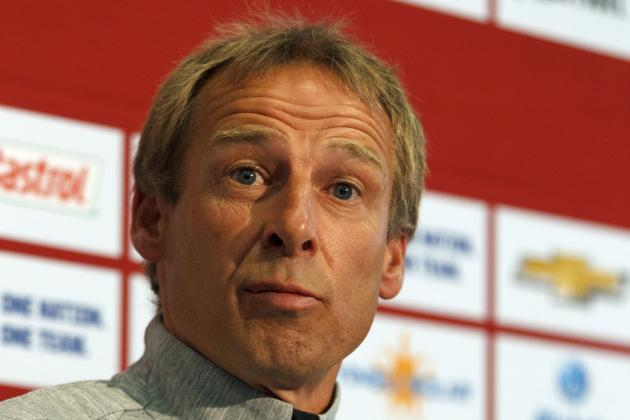 Jurgen Klinsmann: USMNT Players Can Have Sex at the World Cup