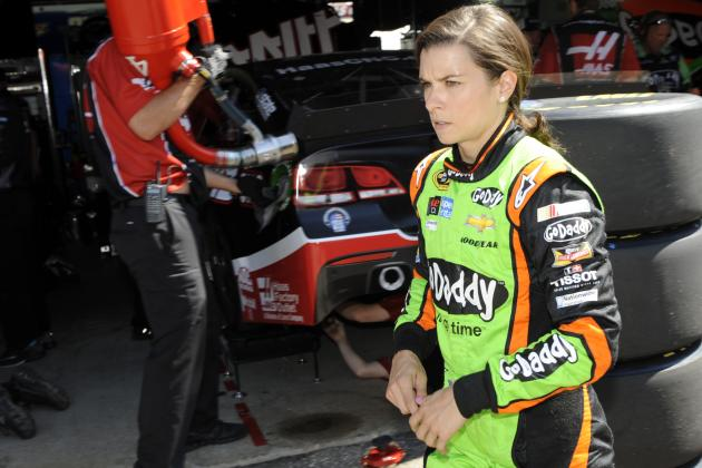 Danica Patrick: Latest News and 2014 Sprint Cup Ranking Ahead of Pocono