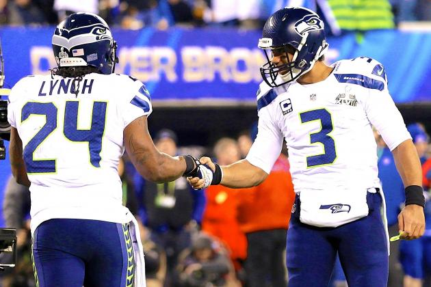 New-Look Seahawks Offense May Be NFL's Best Heading into 2014 Season