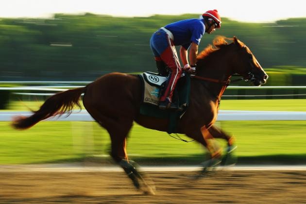 Belmont Stakes 2014 Post Positions: Analyzing History's Best Slots in Race