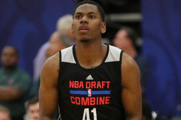 Draft Profile: Glenn Robinson III