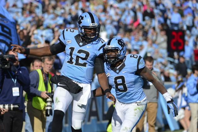 UNC Football Ready for the Next Step?