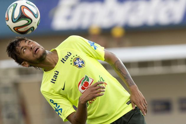 World Cup 2014 Group A Betting Preview: Brazil Dominate Odds