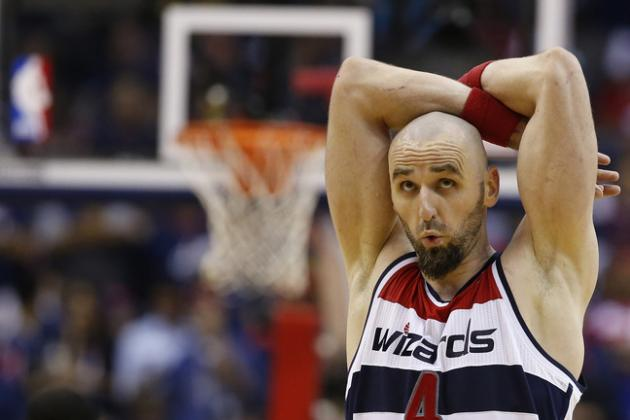 Keeping Marcin Gortat Is Critical to Nene and Washington Wizards' Success