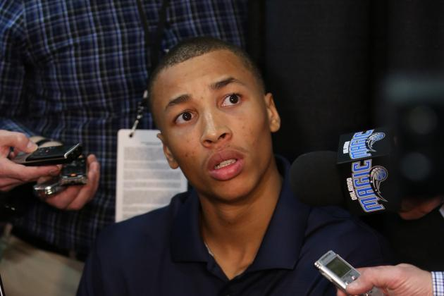 Orlando Magic: Steer Clear of Dante Exum