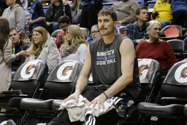 Why Is Kevin Love Getting a Free Pass in Midst of Trade Demands?