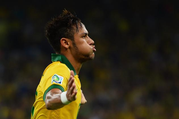 Brazil vs. Panama: Live Player Ratings for the Selecao