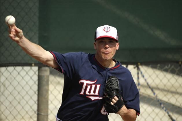 When Are We Going to See Some of These Hotshot Twins Pitching Prospects?