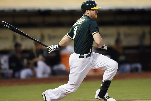 MLB: Fantasy Baseball Owners Pick Up Oakland A's OF Craig Gentry off Waivers