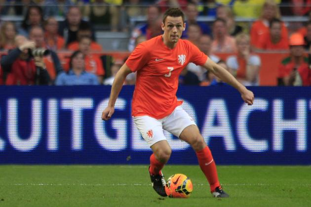 Liverpool Transfer News: Stefan De Vrij Would Be Smart Investment for Reds