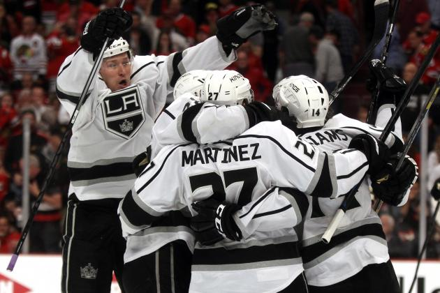3 Adjustments the Los Angeles Kings Should Make Ahead of Stanley Cup Final