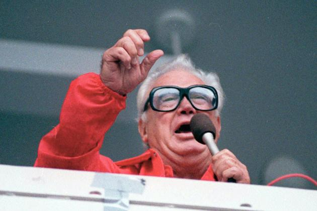 Harry Caray's Diary from 1972 Contains Log of 288 Consecutive Days of Barhopping