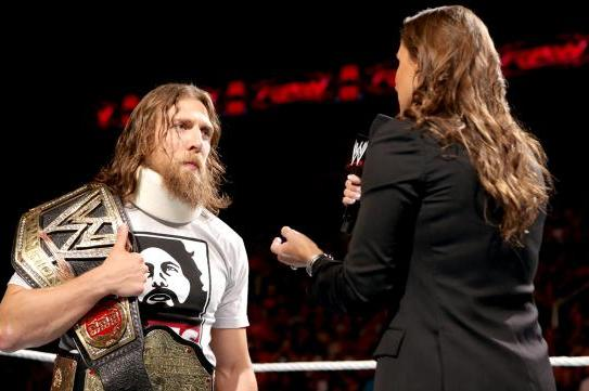 Report: Stephanie McMahon Shoots on Raw, News on Daniel Bryan's Return