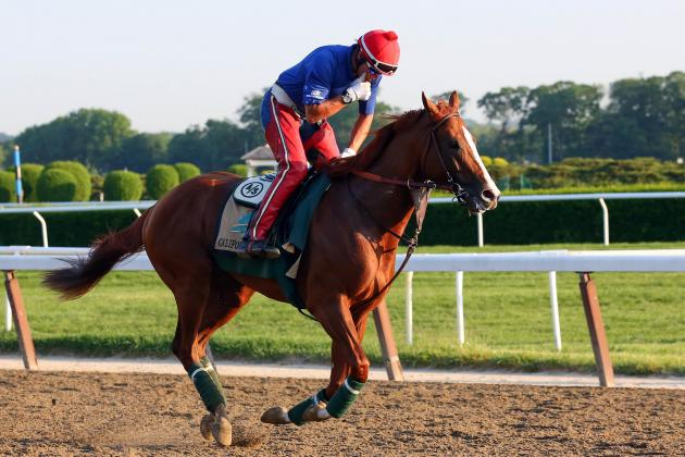 2014 Belmont Stakes: TV and Live Stream Info for Post Positions Draw