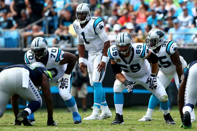Trench Battle: Breaking Down the 2014 Carolina Panthers Offensive Line