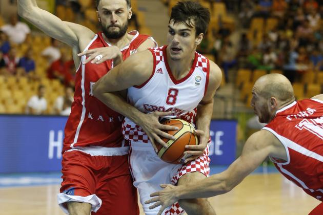 Dario Saric: Scouting Profile for Philadelphia 76ers' Draft Day Acquisition