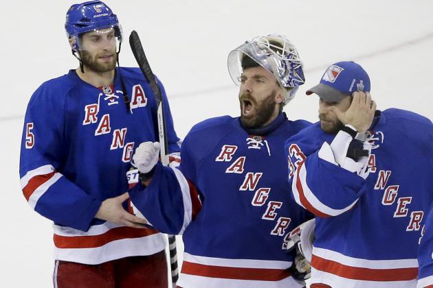 Stanley Cup 2014: Top Storylines to Watch in Rangers vs. Kings Clash
