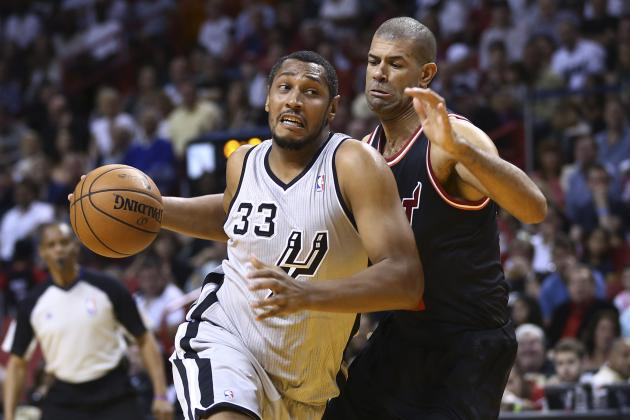 NBA Finals 2014: Role Players Who Will Have the Biggest Impact on the Series