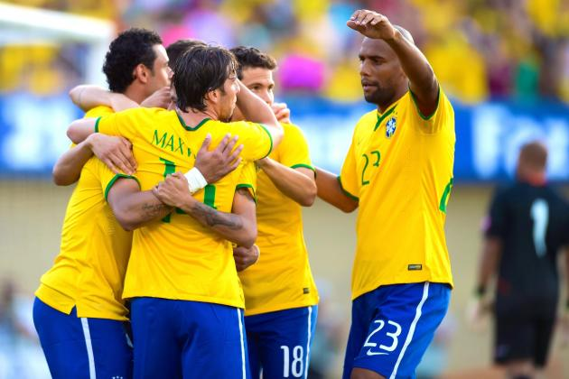Brazil vs. Panama: International Friendly Live Score, Highlights, Report