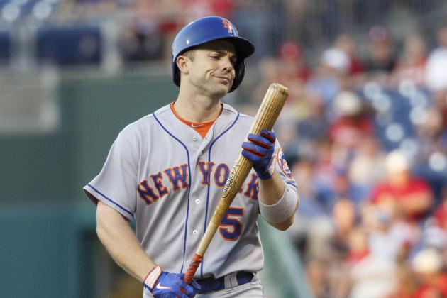 New York Mets: David Wright Progressing, but Still Unimpressive
