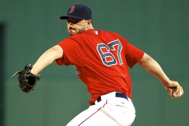 Brandon Workman Suspended 6 Games for Throwing at Evan Longoria