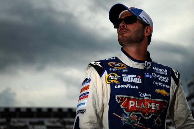 NASCAR at Pocono 2014: Latest NASCAR Team News, Top Drivers and More