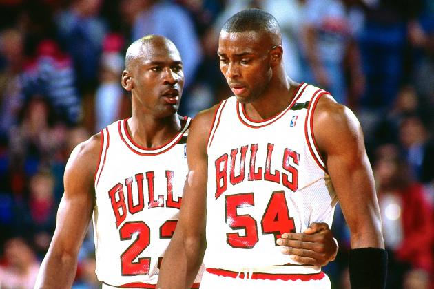 Horace Grant: LeBron's Heat 'Wouldn't Have Had a Chance' vs. Jordan's Bulls