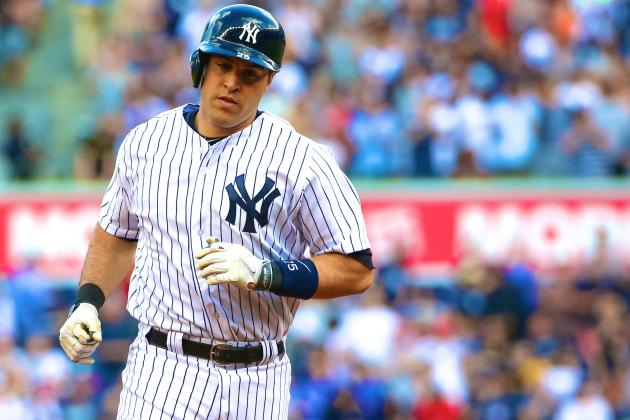 Mark Teixeira's Wrist Injury Could Shake Up the Entire AL, Not Just Yankees