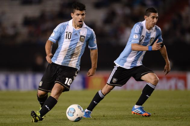 Argentina World Cup Roster 2014: Starting XI and Squad Analysis
