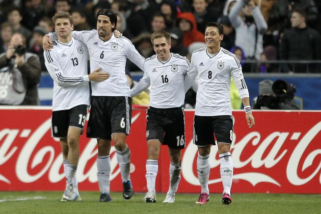 Germany World Cup Roster 2014: Starting XI and Squad Analysis