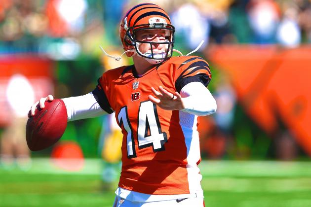 Cincinnati Bengals Would Be Making Huge Mistake Giving Andy Dalton Big Extension