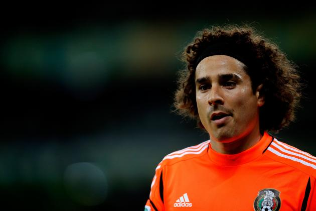 Scouting Report: Is Guillermo Ochoa a Can't-Miss Transfer for Arsenal?
