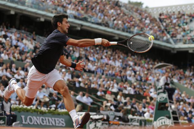 French Open 2014 Results: Breaking Down Scores from Tuesday's Matches