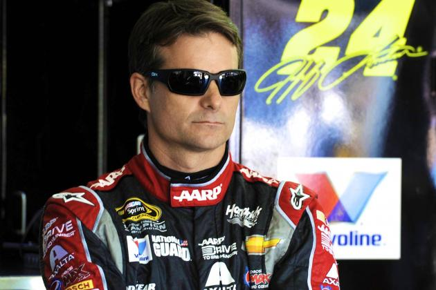 Jeff Gordon Retirement Talk Is Only Getting Started in 2014 Sprint Cup Season