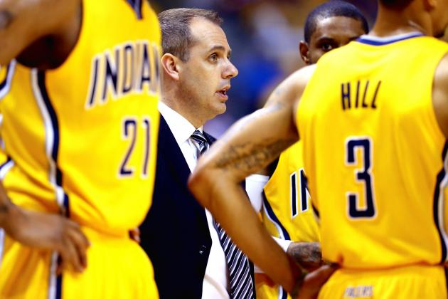 How Frank Vogel Can Silence Critics as Indiana Pacers Head Coach