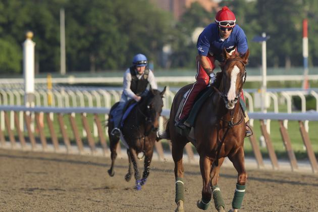 Belmont Stakes Picks 2014: Vegas Odds and Predictions Heading into Post Draw